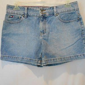 Tommy Hilfiger High Rise Shorts
